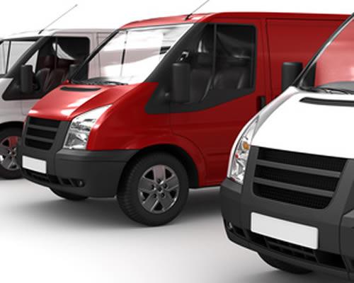 Ankauf von Transportern bundesweit